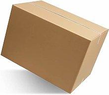 10 pezzi SCATOLA DI CARTONE imballaggio spedizioni