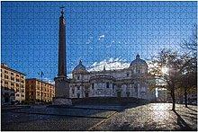 1000 pezzi-Basilica di Santa Maria Maggiore Roma
