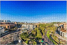 1000 pezzi-Bournemouth Central Gardens Puzzle in