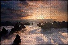 1000 pezzi-Puzzle Jigsaw Puzzle Bambini Adulti