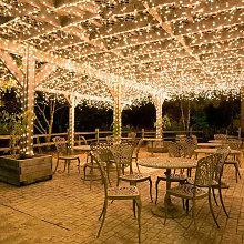 100M 600 LED String Lights Carnevale Matrimonio