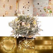 10M 100 LED Luci a stringa per albero di Natale