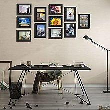 11pcs Picture Photo Photo Frame Set Removible Wall