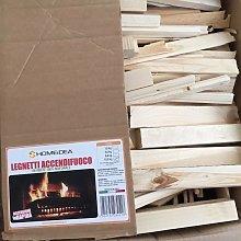 150 kg legnetti accendifuoco in abete in offerta