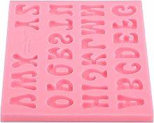 1994 Stampo in Silicone per Alfabeto, Stampo per