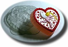1pc Cupido Angelo Cuore Amore Amore di san