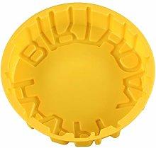 1pc Silicone Torta rotonda Torta di cottura Stampo