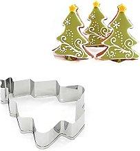 1Pc Taglierina Per Biscotti Di Natale Stampo Per