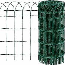 1PZ Rete per recinzione ORNAMENTALE Plastificata  