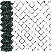 1PZ Rete per recinzione PLASTIFICATA   Altezza H