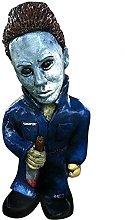 2 confezioni horror movie Garden Gnomi Spooky