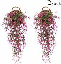 2 pezzi Faux Ivy   Pianta di edera artificiale  