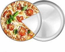 2 Pezzi Teglie per Pizza, Teglie per Pizza