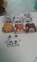 20 Scatoline portaconfetti animaletti