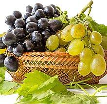 200 Pezzi Di Semi Uva Misti Forma Di Frutta Unica