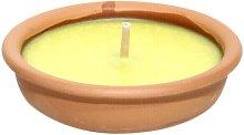 20X Fiaccola Candela Aroma Citronella Cocci in