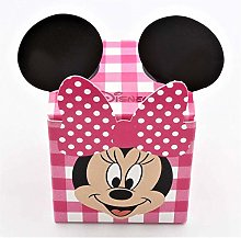 20X Minnie Disney Party Scatolina portaconfetti