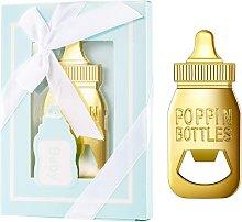 24 confezioni apribottiglie Baby Shower Bomboniera