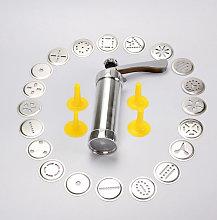 25 pezzi in lega di alluminio pressa macchina per