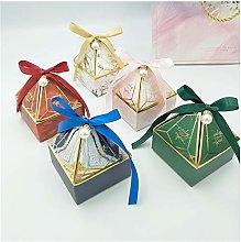 25 Pezzi Scatole Regalo di Natale Confezioni
