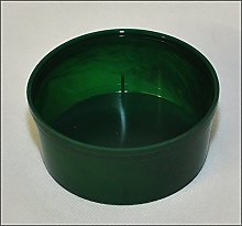 28 Ciotola Gold Verde Diametro 10 Cm