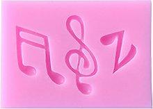 2pcs Note musicali Sincopated Sedicesimo Nota Nota