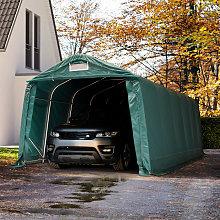 3,3x7,2m Tenda Garage, Box Auto PVC 720 ignifugo,