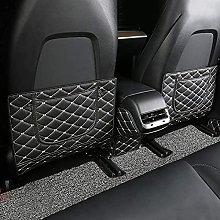 3 Pezzi Anti Kick Mat per Hyundai IX35 2010-2017,