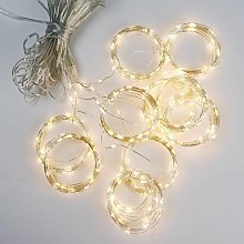 300 LED Luci per tende 3m * 3m Ghirlanda 8
