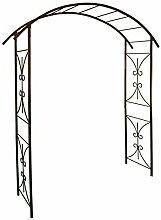 3289920030268 - Arco tubolare quadrato per piante