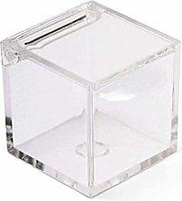 36 Scatoline Portaconfetti 6x6x6cm Cubo Quadrato