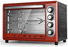 38L Mini forno Temperatura regolabile 0-250 ℃ e
