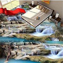 3D Acqua corrente Cascata Natura Paesaggio Grande