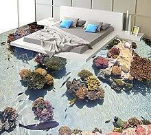 3D Adesivo da parete personalizzato Ocean Coral