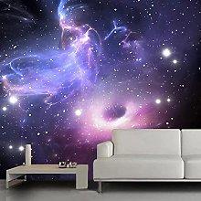 3d carta da parati moderna cielo stellato galaxy