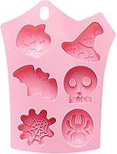 3D Cartoon Bakeware Tools Sugarcraft Stampo per