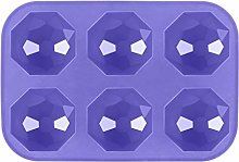 3d Diamond a forma di torta stampo in silicone al