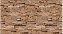 3D Impermeabile Brick Pattern Adesivi murali