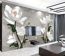 3D tridimensionale in rilievo Magnolian Europea