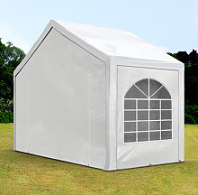 3x2 m Tendone per Feste, Gazebo PE 240 g/m²,