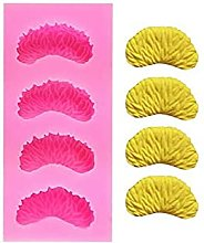 4 pezzi/set stampo gelatina a forma di frutta in