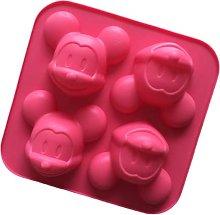 4 Stampo Per Torta In Silicone, Stampo Da Cucina,