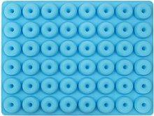 48 cavità mini ciambella in silicone stampo
