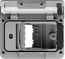 4Box 4B.W.RAL Wide Ip55 per Scatola da Incasso