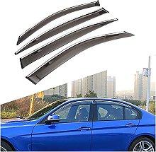 4pcs Deflettori Vento Auto per BMW 3 Series F30