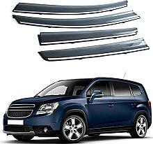 4pcs Deflettori Vento Auto per Chevrolet Orlando