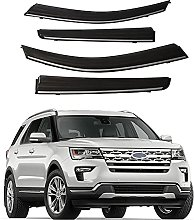 4pcs Deflettori Vento Auto per Ford Explorer