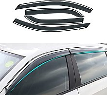 4pcs Deflettori Vento Auto per Hyundai IX35