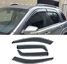 4pcs Deflettori Vento Auto per KIA SPORTAGE