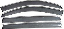 4pcs Deflettori Vento Auto per VW Tiguan